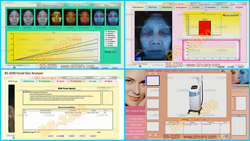 facial skin analysis