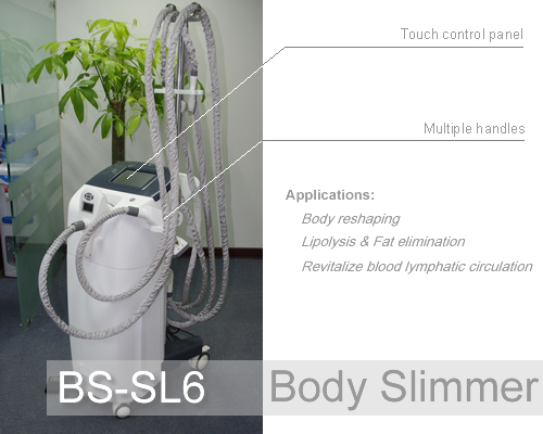 body slimming equipment for contouring and reshaping