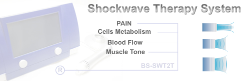 BS-SWT2T shockwave therapy system