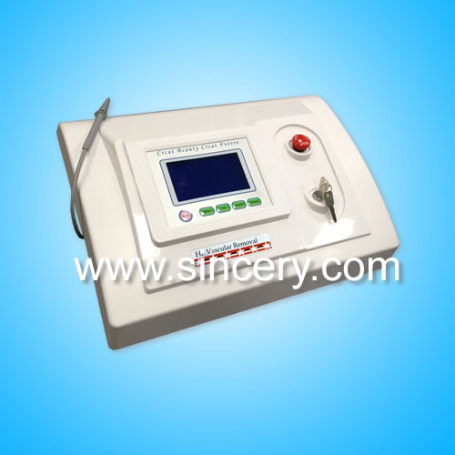 Single channel model BS-VA100beauty HF Telangiectasia Removal Single channel model Single channel model